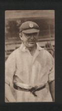 Tobacco Cigarette card cricket cricketers Herts #332